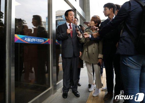 """""""KT가 김성태 딸 파견 요청..월급 올려주라 하기도"""" 증언 나와"""