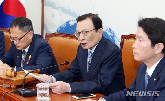 """與 """"한국당, 공수처 반대 명분 없어""""…금주 협상 분수령 '압박'"""