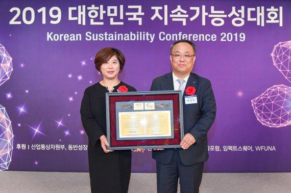 인천국제공항공사 10년 연속 지속가능경영 1위