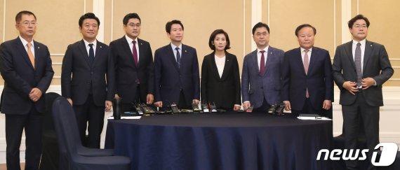 '제자리걸음' 선거법 개정안에…민주당 압박나선 野3당