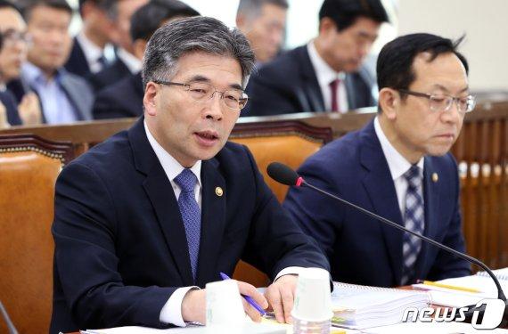 """민갑룡, 대진연의 美대사관 침입 """"美측에 사과하겠다"""""""