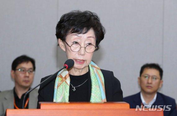 """인권위원장, 인헌고 논란에 """"조사 가능한지 검토할 것"""""""