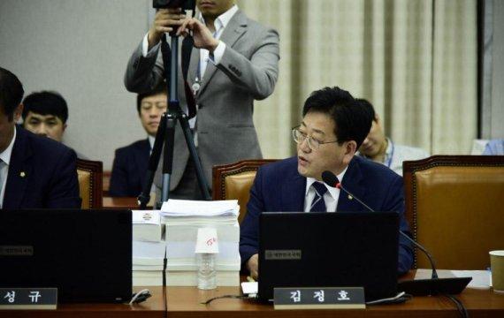 """김정호 의원 """"인권위, 검찰 인권침해 행태에 적극적인 역할 해야 """""""