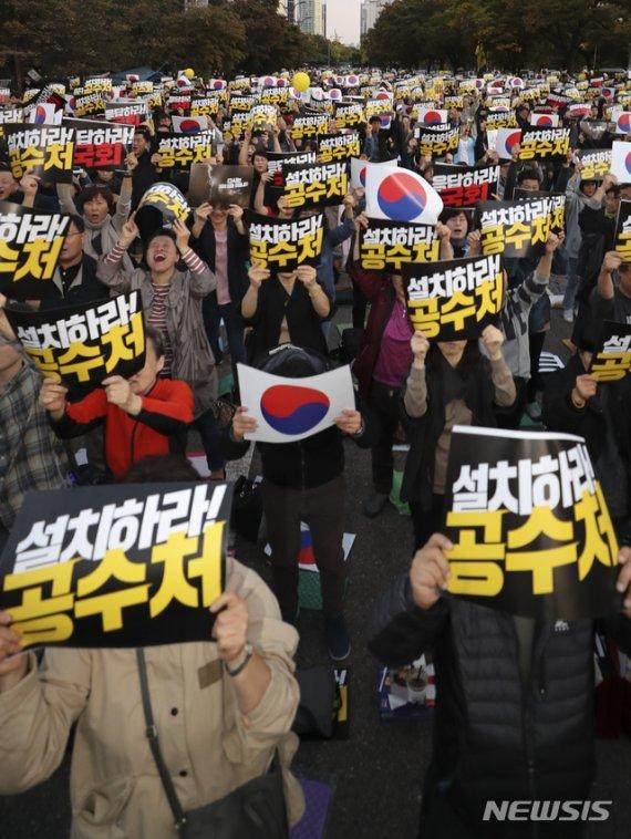 정경심 구속 후 첫 검찰개혁 집회…여의도·서초동 집결