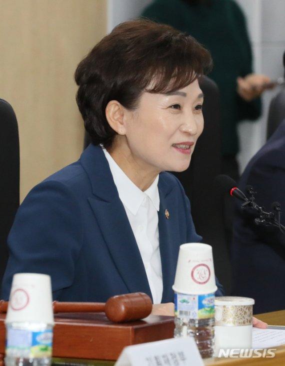 김현미 장관 서울 주요동(洞) 모두 분양가상한제 적용 지역으로 찍어