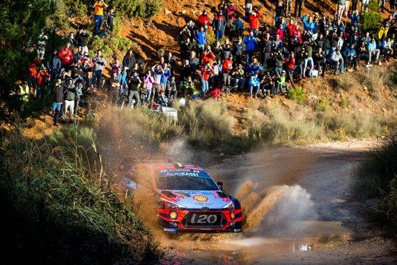 현대차 월드랠리팀, 한국팀 사상 최초 'WRC' 종합우승 달성