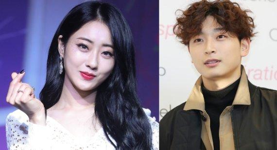 """경리·2AM 정진운 열애 인정...""""2년째 좋은 만남""""(종합)"""