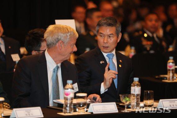 """역대 연합사령관 """"한미, 北억지·방어력 확보가 중요한 임무"""""""