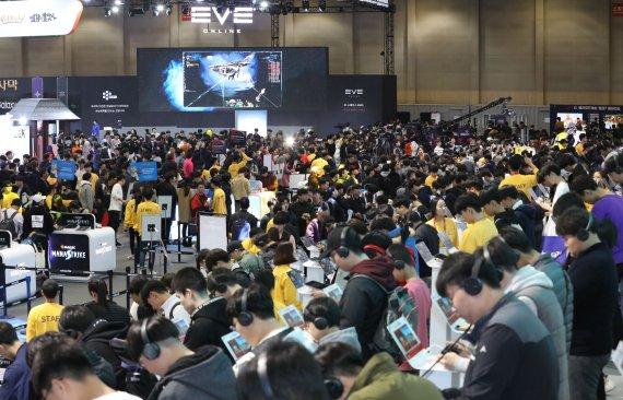 게임 CEO 부산 집결… 신게임 공개·체험 '역대최대 축제'