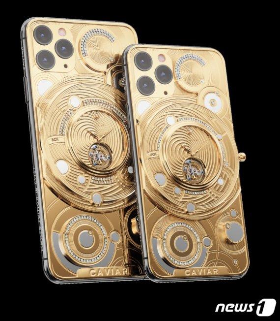 8000만원짜리 '황금 에어팟 프로' 산 주인공은?