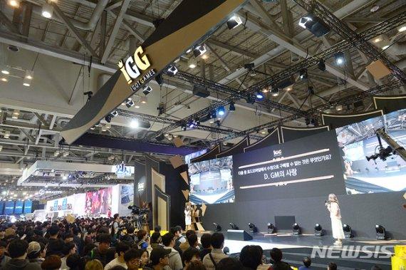 [지스타2019]IGG, '로드모바일·갤럭시 모바일' 공개