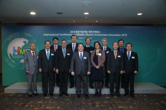 산업기술진흥원 '중견기업 혁신 국제 컨퍼런스' 개최