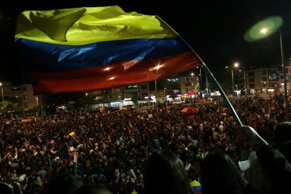 [월드리포트] 들끓는 중남미.. 냄비 시위 '카세롤라소' 펼치는 시민들