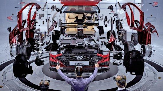 현대·기아차, 신차개발에 '가상현실(VR)' 최첨단 시스템 도입