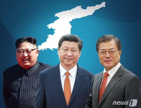 한중일 외교위크 개막…北비핵화·中한한령·日수출규제 해결 시동