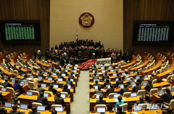 일본 수출규제 대응 '소부장 특별법' 국회 본회의 통과