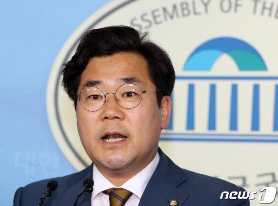 """與 """"공수처 설치로 손해보는 쪽은 정부·여당…한국당 표결하라"""""""