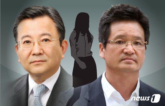 경찰 '별장성접대' 김학의·윤중천 재수사 착수…檢직권남용 함께