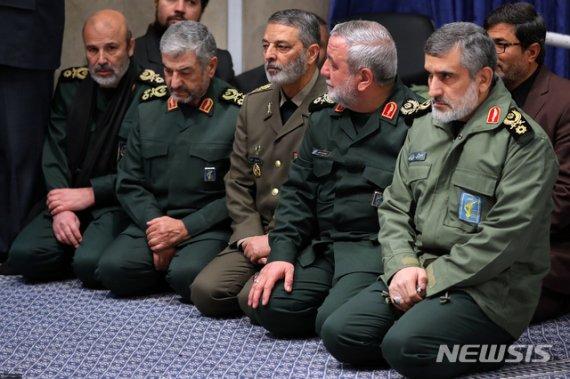 """이란 사법부 """"여객기 격추 용의자 다수 체포"""""""