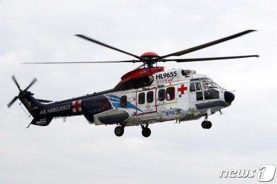 [단독]아주대병원, 이국종 없는 사이 헬기에 의료진 탑승 안 했다
