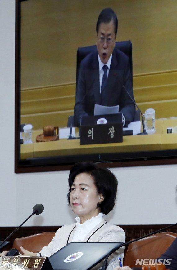 """'검찰 직제개편' 국무회의 통과…秋 """"민생검찰로 거듭나야""""(종합)"""