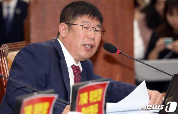 """김경진 의원 """"타다 무죄는 법원의 오판…사법부 적폐청산 대상 됐다"""""""