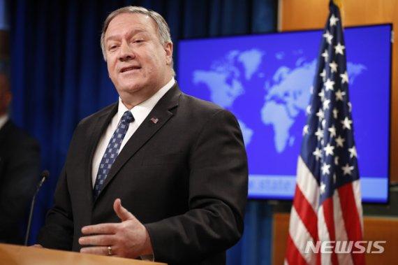 美, 이란 미사일프로그램 지원 중러 등 개인·기관 13곳 제재