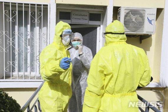 중국 이외 코로나19 감염자 47개국 3904명...61명 사망