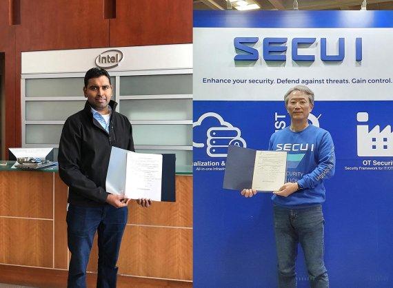 시큐아이, 인텔과 FPGA 기반 보안 장비 공동 개발 나선다