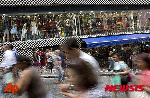 브라질 중앙은행, 기준금리 '사상최저' 3.75%로 0.5%P 인하