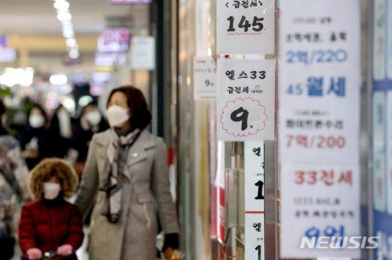 서울 집값, 조정 문턱…상반기에 살까, 하반기까지 버틸까