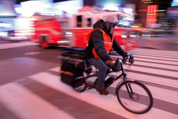 유럽 직장인들의 팬데믹 대응, 전기자전거 출근
