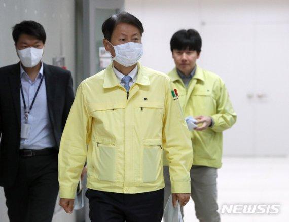 """정부 """"신규 확진자 2월20일 이후 첫 30명대"""""""