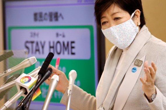 일본 긴급사태 선언에도 이발소·선술집 등 그대로 유지