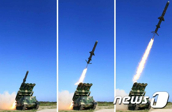 북한이 쏜 순항미사일은…서해 함대 무력화 'Kh-35' 개량형