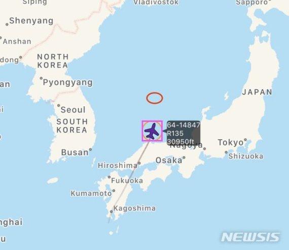 美 공군 정찰기 연달아 작전 비행…대북 감시 강화(종합)