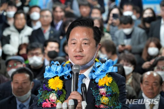 윤상현, 171표 최소차 당선…피말린 '초박빙 승부' 수두룩