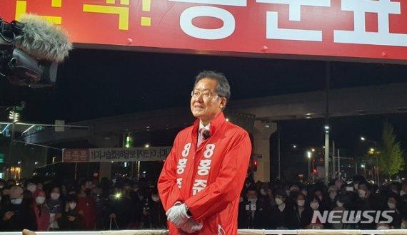 """홍준표 """"세월호 이용하려는 정치인 참 나쁜 사람"""""""
