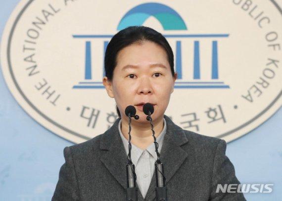 """권은희 """"전국민 재난지원금 반대 안해…통합당 합당은 NO"""""""