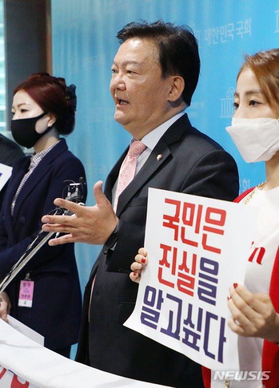 """민경욱 """"사전투표 비율 의혹…재검표 위해 증거 보전 신청"""""""