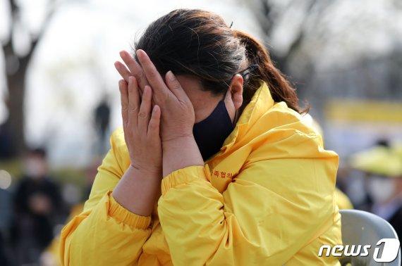 국정원 '유민 아빠' 등 세월호 유족 사찰 정황…사참위, 수사요청