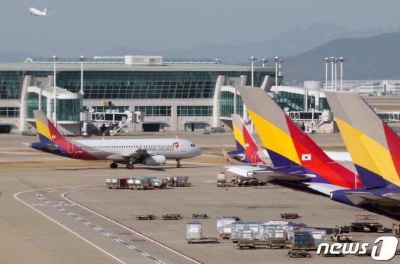 아시아나항공 '코로나19' 직격탄...1분기 적자폭 급증