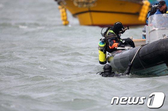 세월호 민간잠수사 실질적 보상 받는다…'세월호피해지원법' 20일 국회 통과
