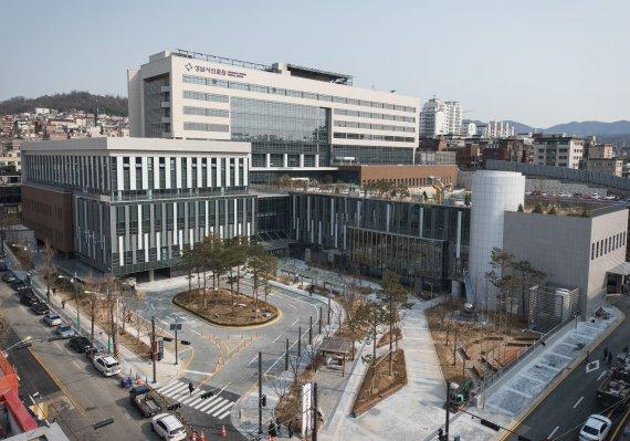 성남시의료원, 21일 본격 재가동
