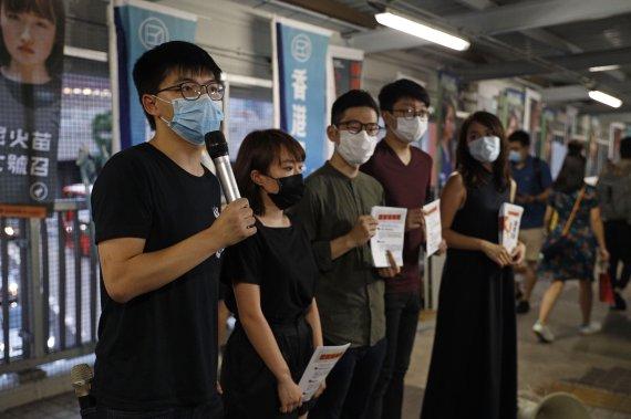 투자자들, '황금알 낳는 거위' 홍콩 죽을까 우려