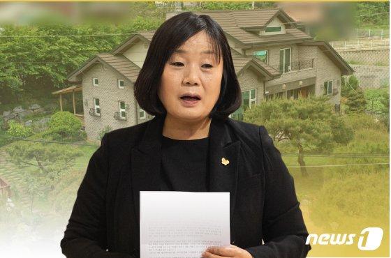 """이용수 할머니 기자회견 후폭풍…""""윤미향 사퇴하라"""""""