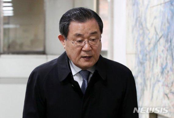 '세월호 조사방해' 이병기 전 靑비서실장 등 9명 기소