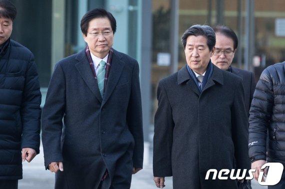 '세월호특조위 방해' 박근혜靑수석·장차관 9명 무더기 기소(종합2보)