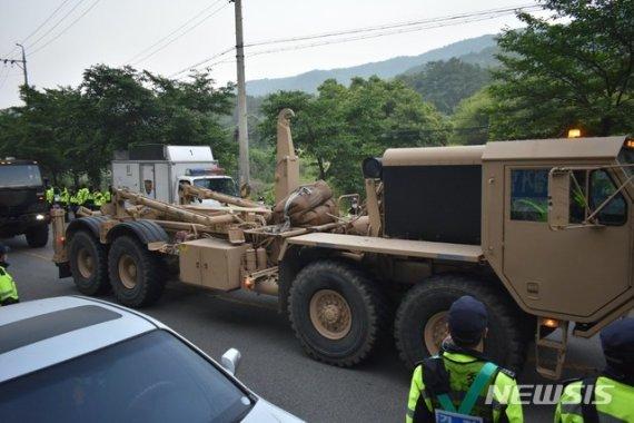 '사드 개량' 군불 지피는 주한미군…패트리어트 연계 추진