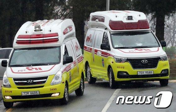 응급환자 이송 중 교통사고 낸 구급대원 '무혐의'
